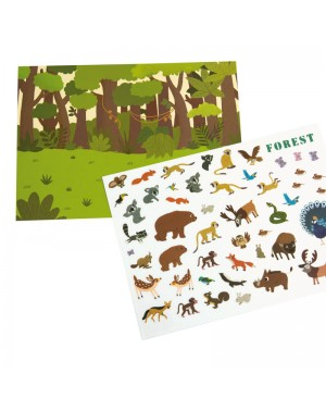 Stickers - Animals - Static Stickers