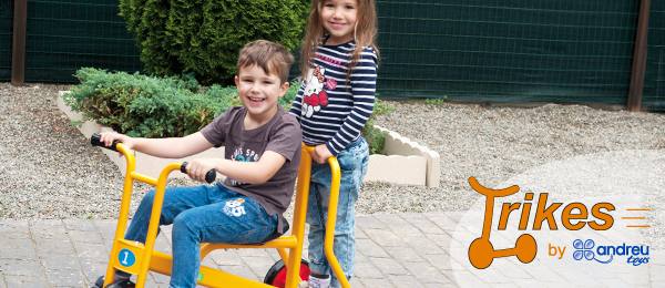 Trikes by andreutoys marca