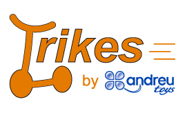 trikes by andreutoys logo